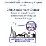OBTC 75th Anniversary Dinner